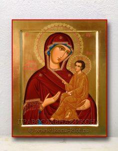 Икона «Тихвинская Божия Матерь» (образец №2)