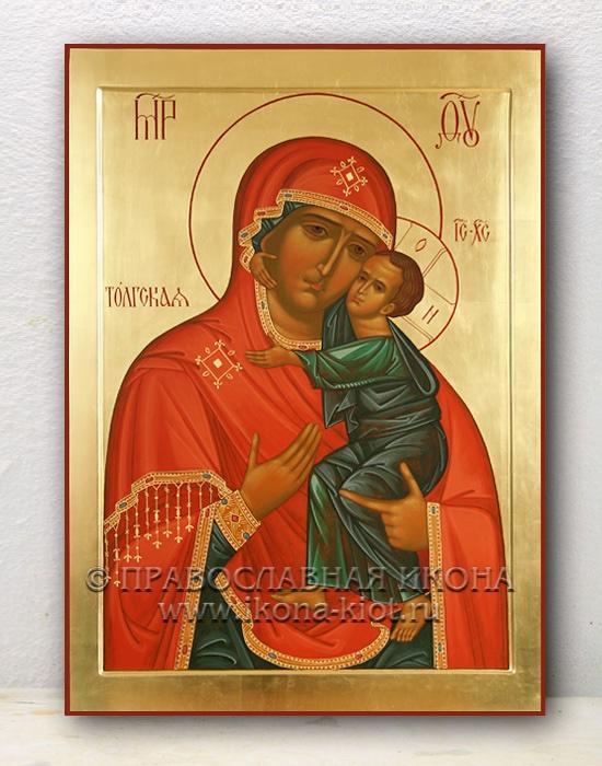 Икона «Толгская Божия Матерь» (образец №1)