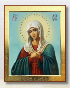 Икона «Умиление Божией Матери» (образец №4)