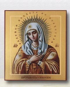 Икона «Умиление Божией Матери» (образец №5)