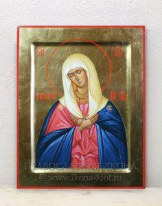 Икона «Умиление Божией Матери» (образец №7)