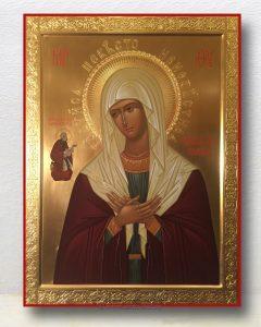 Икона «Умиление Божией Матери» (образец №3)