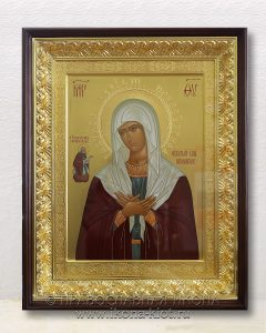Икона «Умиление Божией Матери» (образец №1)