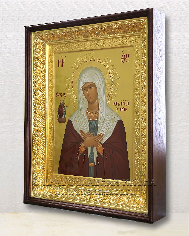Икона «Умиление Божией Матери» (образец №2)
