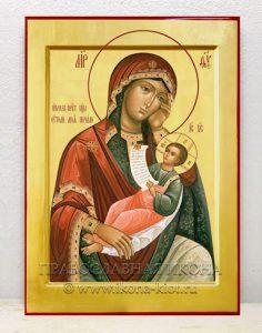 Икона «Утоли моя печали» (образец №3)