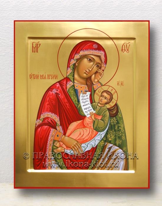 Икона «Утоли моя печали» (образец №4)