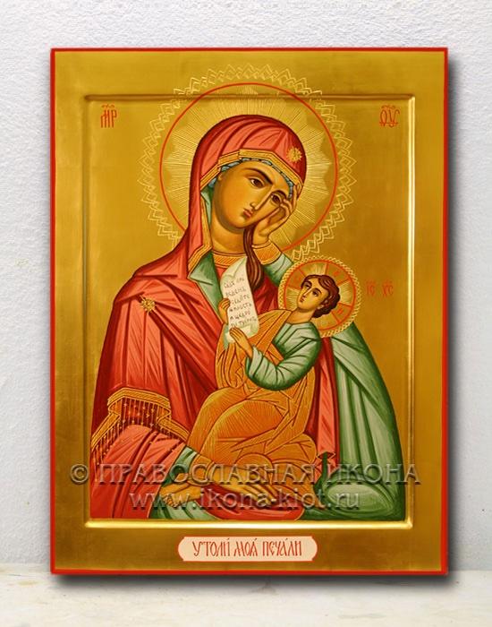 Икона «Утоли моя печали» (образец №5)