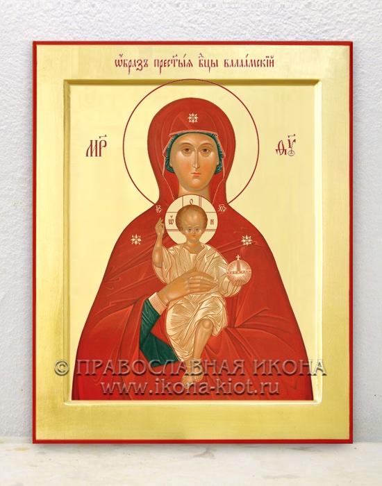 Икона «Валаамская Божия Матерь»