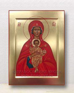 Икона «Валаамская Божия Матерь» (образец №2)