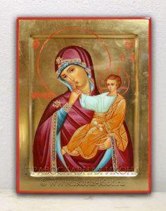 Икона «Ватопедская Божия Матерь (Отрада и Утешение)»