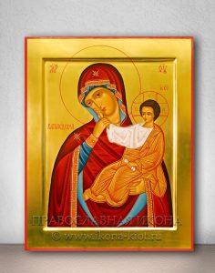 Икона «Ватопедская Божия Матерь (Отрада и Утешение)» (образец №2)