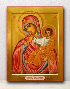 Икона «Ватопедская Божия Матерь (Отрада и Утешение)» (образец №3)