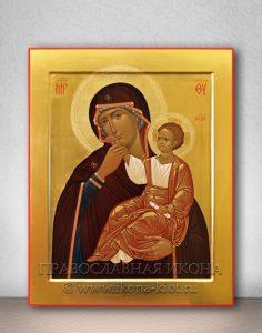 Икона «Ватопедская Божия Матерь (Отрада и Утешение)» (образец №4)