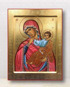 Икона «Ватопедская Божия Матерь (Отрада и Утешение)» (образец №5)