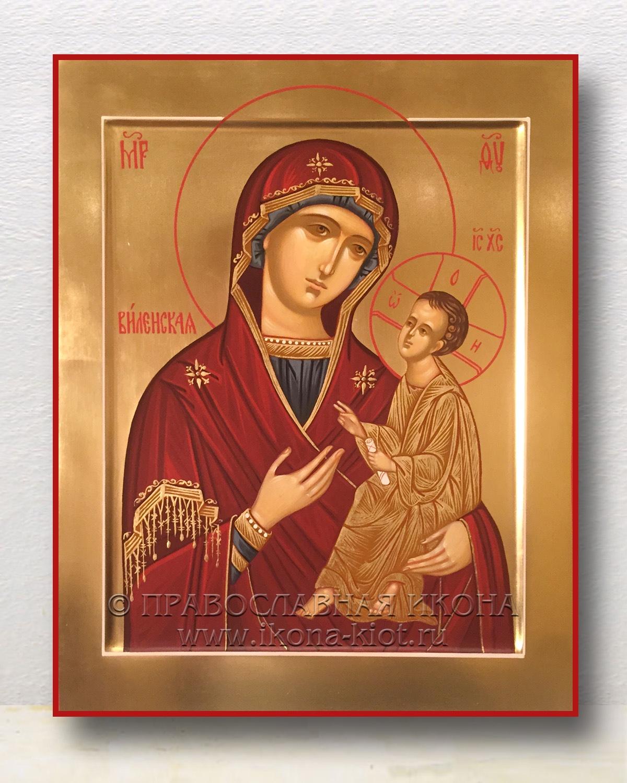 Икона «Виленская Божия Матерь» (образец №1)