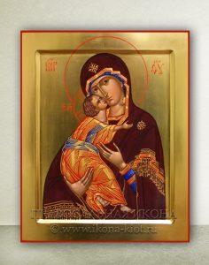 Икона «Владимирская Божия Матерь» (образец №12)