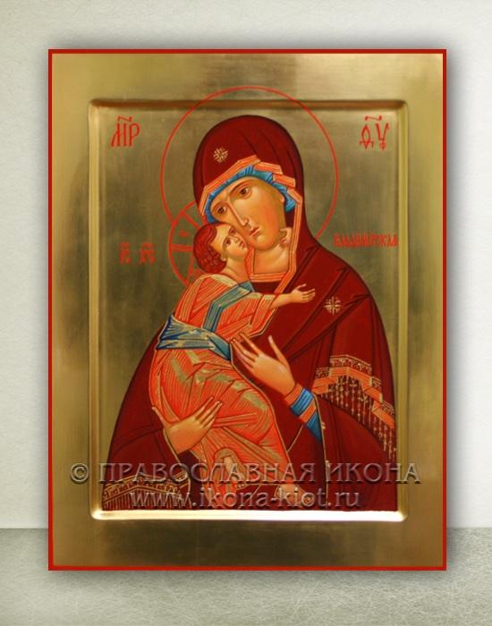 Икона «Владимирская Божия Матерь» (образец №13)