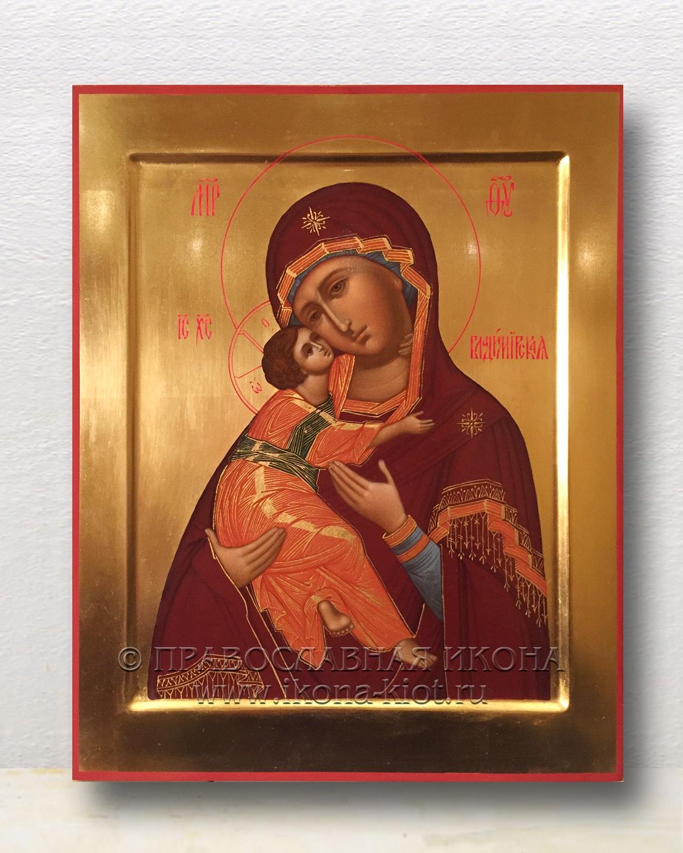 Икона «Владимирская Божия Матерь» (образец №14)