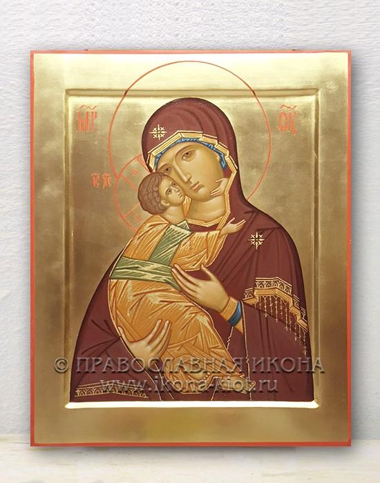 Икона «Владимирская Божия Матерь» (образец №15)
