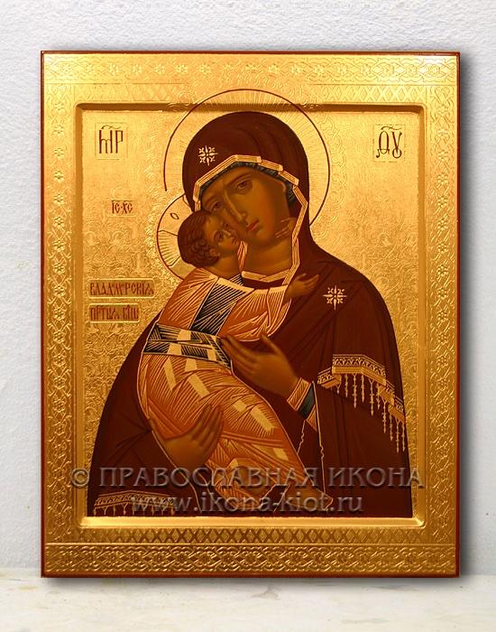 Икона «Владимирская Божия Матерь» (образец №16)