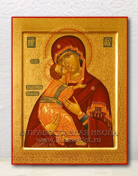 Икона «Владимирская Божия Матерь» (образец №18)