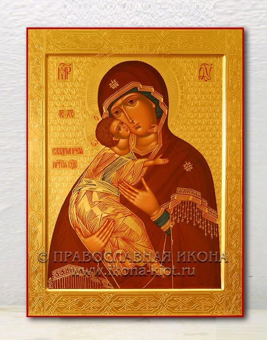 Икона «Владимирская Божия Матерь» (образец №20)