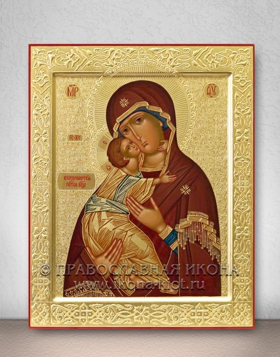 Икона «Владимирская Божия Матерь» (образец №22)