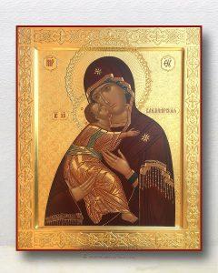 Икона «Владимирская Божия Матерь» (образец №26)