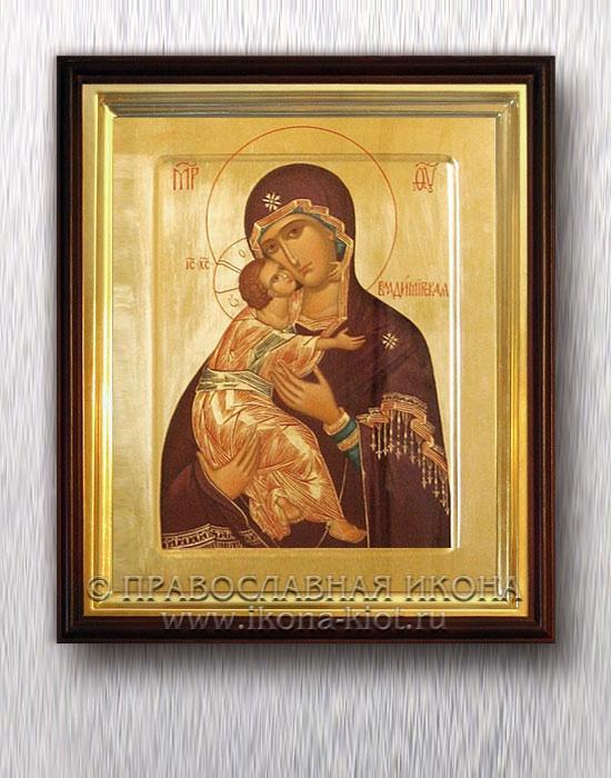 Икона «Владимирская Божия Матерь» (образец №28)