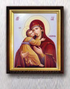 Икона «Владимирская Божия Матерь» (образец №29)