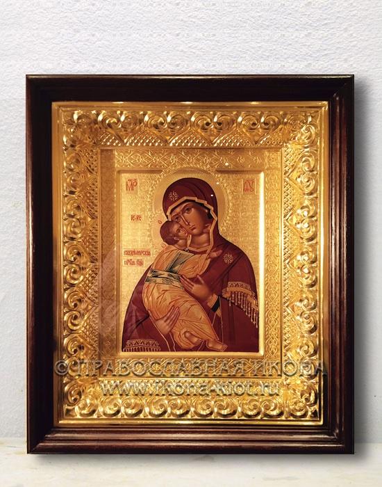 Икона «Владимирская Божия Матерь» (образец №30)