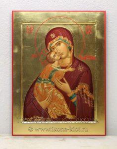 Икона «Владимирская Божия Матерь» (образец №4)