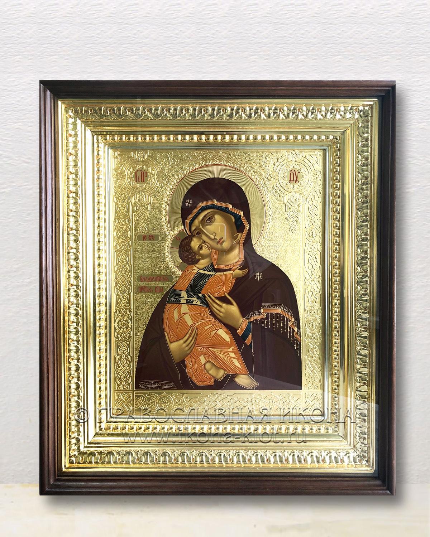 Икона «Владимирская Божия Матерь» (образец №33)