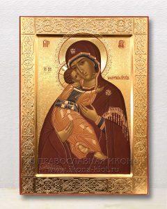 Икона «Владимирская Божия Матерь» (образец №34)