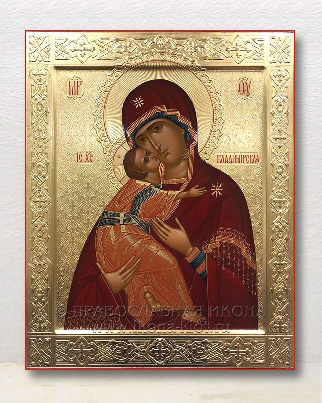 Икона «Владимирская Божия Матерь» (образец №35)