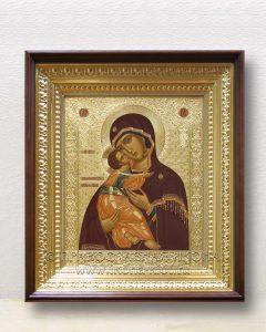 Икона «Владимирская Божия Матерь» (образец №38)