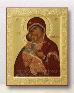 Икона «Владимирская Божия Матерь» (образец №39)