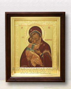 Икона «Владимирская Божия Матерь» (образец №40)