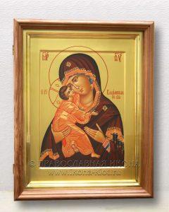 Икона «Владимирская Божия Матерь» (образец №41)