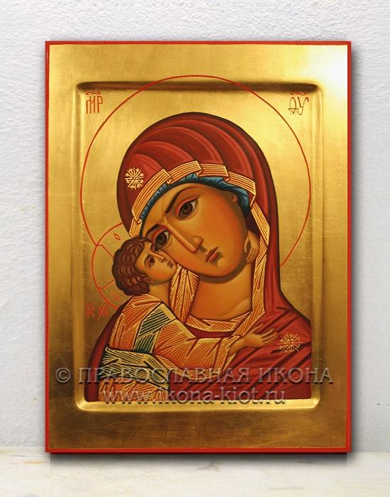 Икона «Владимирская Божия Матерь» (образец №8)