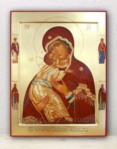 Икона «Владимирская Божия Матерь» (образец №9)