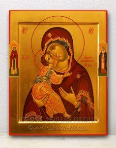 Икона «Владимирская Божия Матерь» (образец №10)