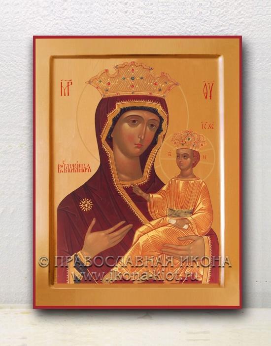 Икона «Всеблаженная Божия Матерь» (образец №1)