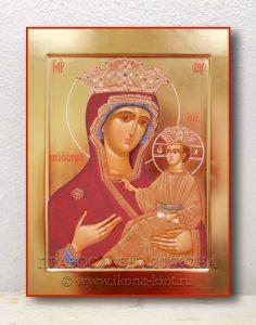 Икона «Всеблаженная Божия Матерь» (образец №2)