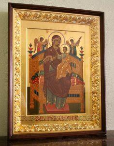 Икона «Всецарица» (образец №14)
