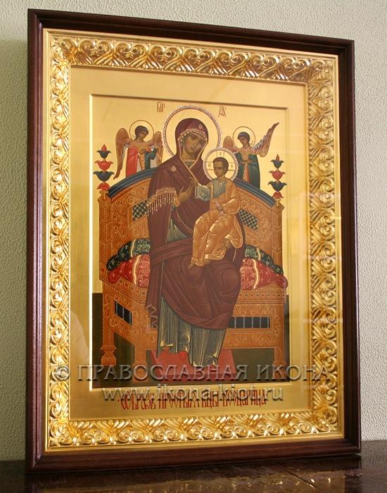 Икона «Всецарица» (образец №13)