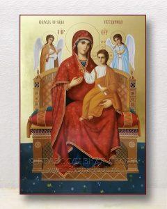 Икона «Всецарица» (образец №16)
