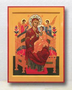 Икона «Всецарица» (образец №3)