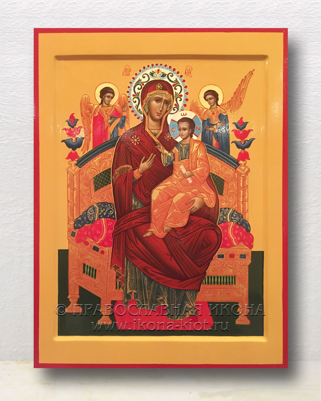 Икона «Всецарица» (образец №2)