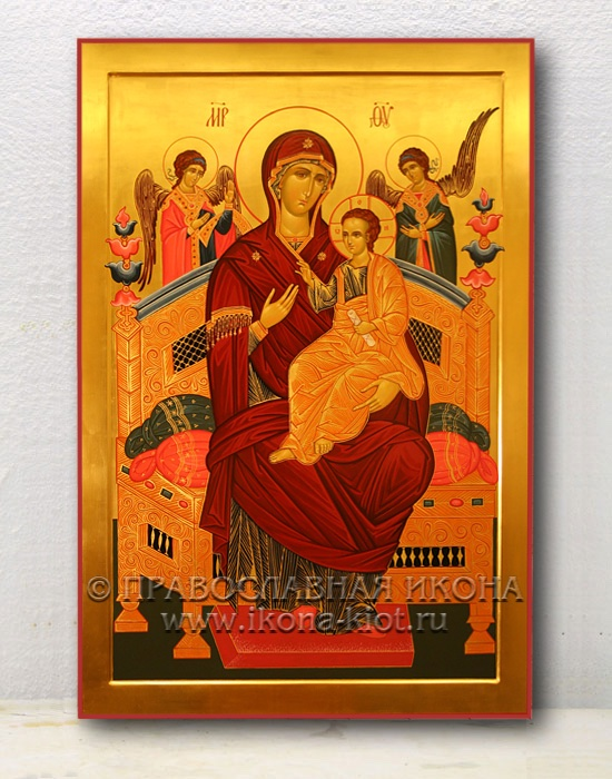 Икона «Всецарица» (образец №4)